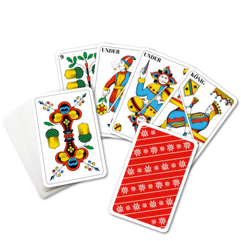 Jass Karten