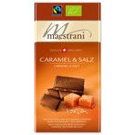 Swiss Bio- / Fairtrade Salz & Caramel 80 g