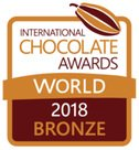 International Chocolate Awards 2018 Bronze